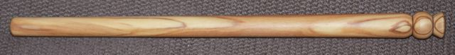 Tradition Scottish Spurtle/Olivewood